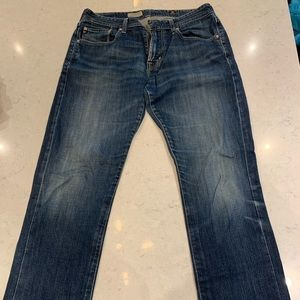 "AG Men's Protege Straight Leg 33"" Jeans"